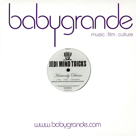 Jedi Mind Tricks - Heavenly Divine