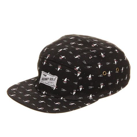 Benny Gold - Making Waves 5-Panel Cap