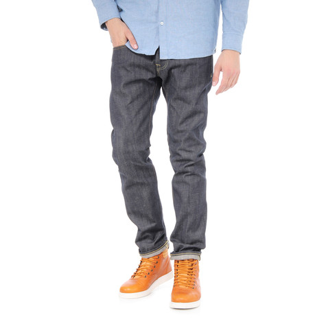 Edwin - ED-55 Relaxed Pants Granite Denim, 13,5 oz
