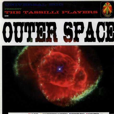 Tassilli Players - Outer Space