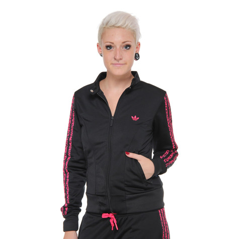 adidas - Leopard Supergirl Women Track Top