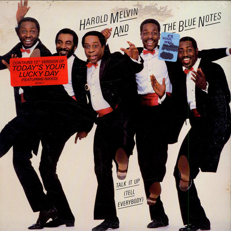 Harold Melvin And The Blue Notes - Talk It Up (Tell Everybody)