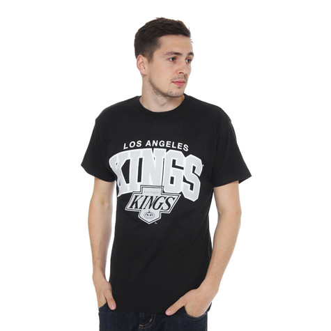 Mitchell & Ness - Los Angeles Kings NHL College Arch Traditional T-Shirt