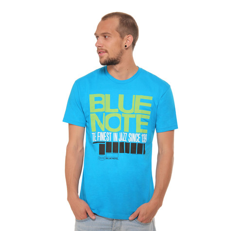 Blue Note - Lime Note T-Shirt