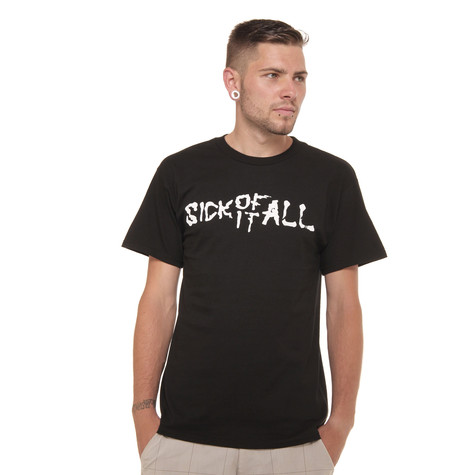 Sick Of It All - Live 89 T-Shirt