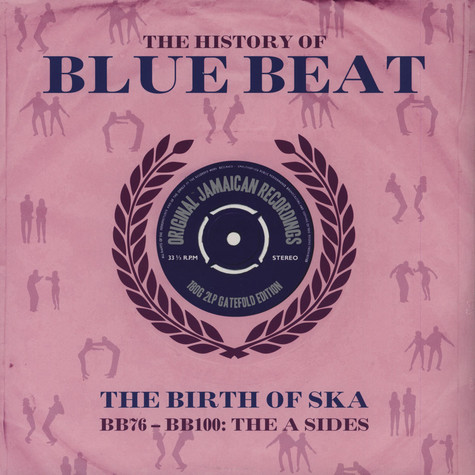 V.A. - History Of Blue Beat : BB076 - BB100