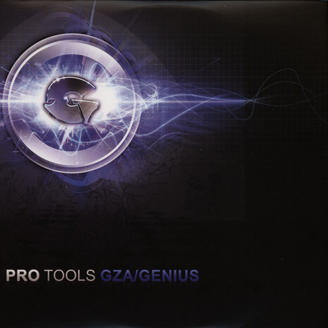Genius / GZA - Pro Tools Blue Vinyl Edition