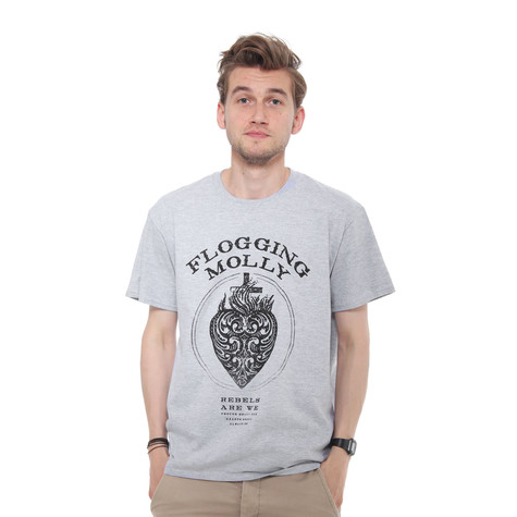 Flogging Molly - Sacred Heart T-Shirt