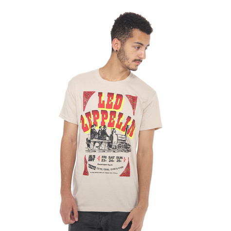 Led Zeppelin - Earls Court Tickets T-Shirt