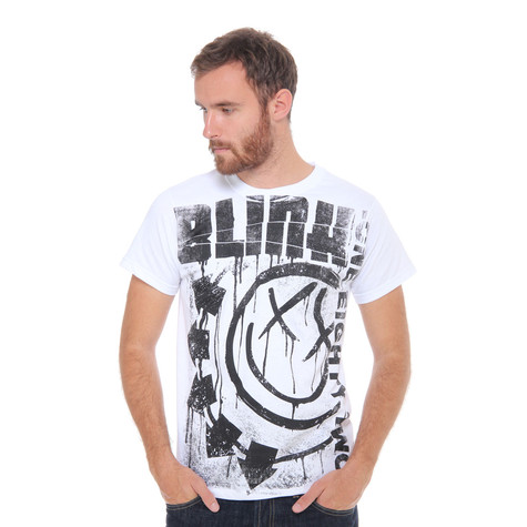 Blink 182 - Spelled Out T-Shirt