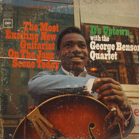 George Benson Quartet, The - It's Uptown