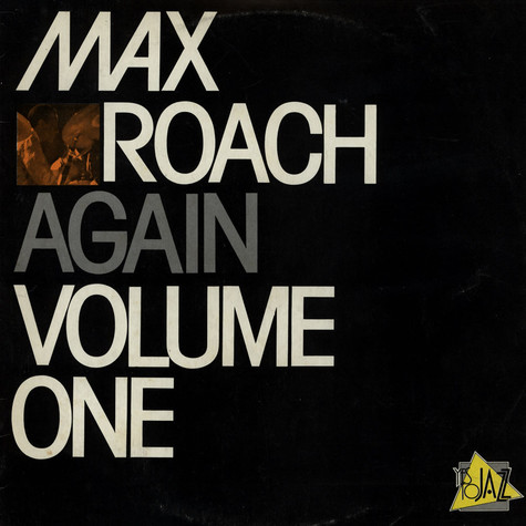 Max Roach - Again Volume One