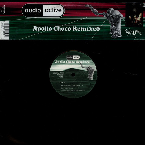 Audio Active - Apollo Choco Remixed