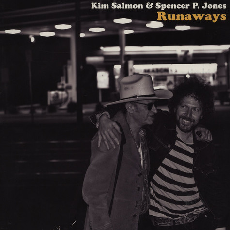 Kim Salmon & Spencer P. Jones - Runaways