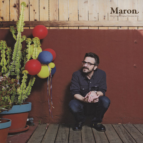 Black Iris Music - OST Maron