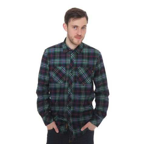 Benny Gold - Working Class Flannel Button-Down Shirt