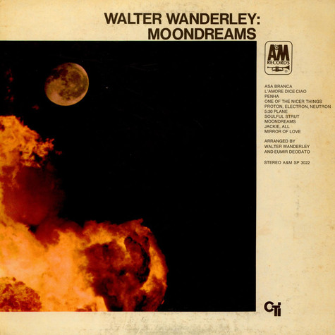 Walter Wanderley - Moondreams