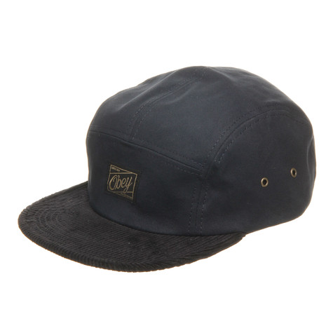 Obey - Halifax 5 Panel Cap