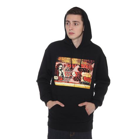Obey x Cope2 - Poster Hoodie