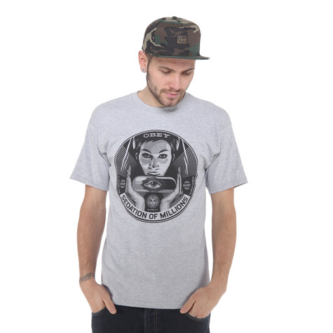 Obey - Sedation Pill T-Shirt