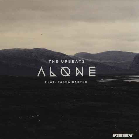 Upbeats, The - Alone EP feat. Noisia