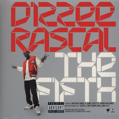 Dizzee Rascal - The Fifth Deluxe Edition