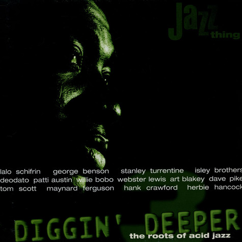 V.A. - Diggin Deeper 3 - The Roots Of Acid Jazz
