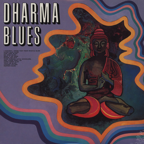 Dharma Blues Band - Dharma Blues