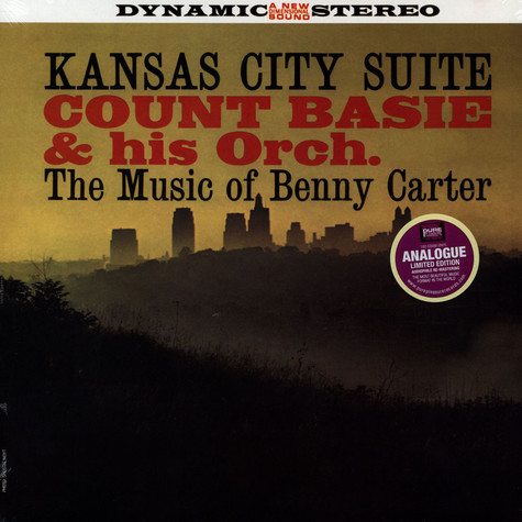 Count Basie & His Orchestra - Kansas City Suite