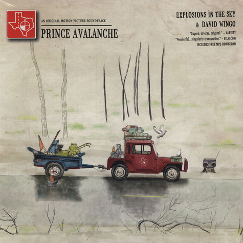 Explosions In The Sky & David Wingo - Prince Avalanche