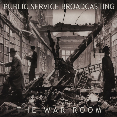 Public Service Broadcasting - The War Room Ep