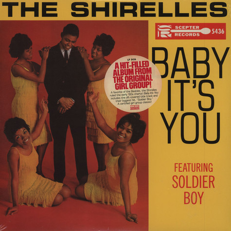 Shirelles - Baby It's You