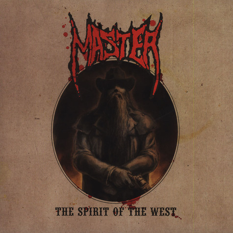 Master - The Spirit Of The West Red Vinyl Edition