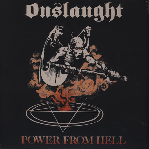 Onslaught - Power From Hell Green Vinyl Edition