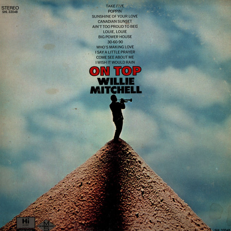 Willie Mitchell - On Top