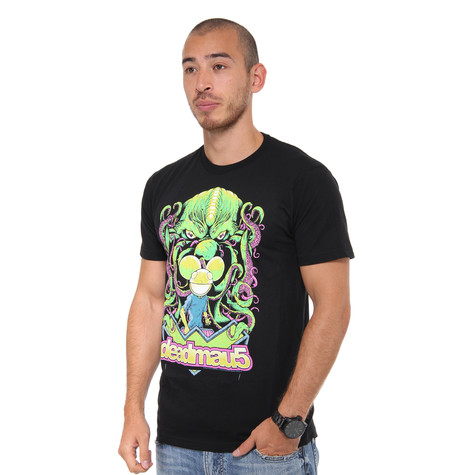 Deadmau5 - Scary Octopus T-Shirt