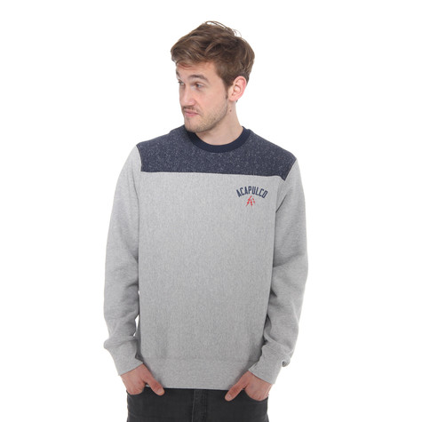 Acapulco Gold - Football Crewneck Sweater