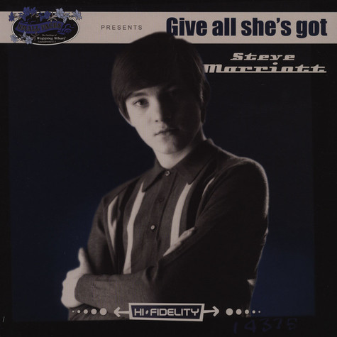 Steve Marriott - Give All She's Got
