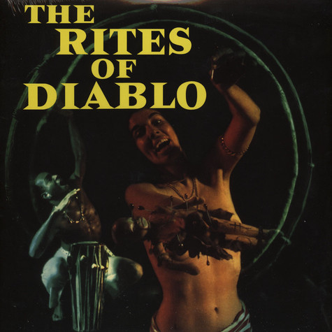 Johnny Richards - The Rites Of Diablo