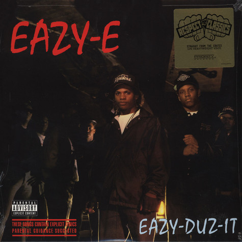Eazy-E - Eazy Duz It Anniversary Edition