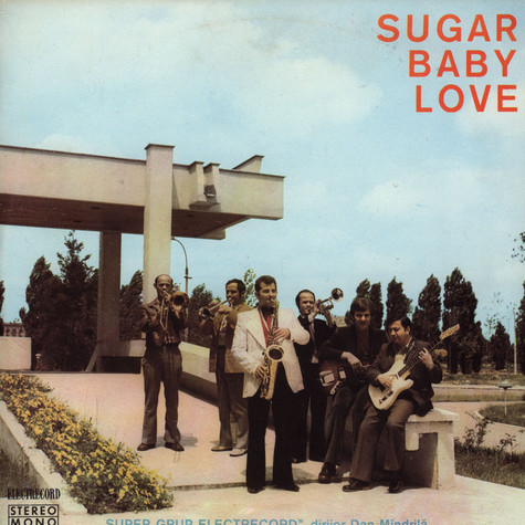 Super Grup Electrecord - Sugar Baby Love
