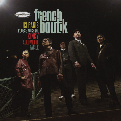 French Boutik - Ici Paris