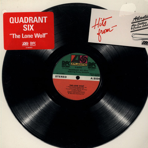 Quadrant Six - The Lone Wolf feat. Kenny Simmons