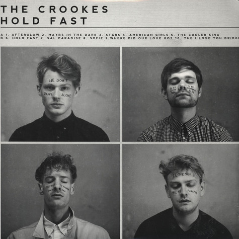 Crookes - Hold Fast