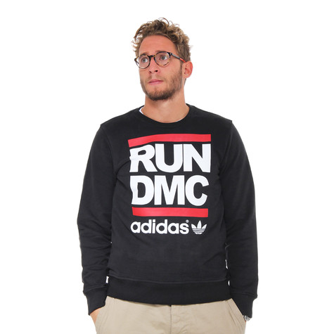 adidas x Run DMC - Run DMC Crew Sweater