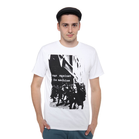 Rage Against The Machine - Riot T-Shirt