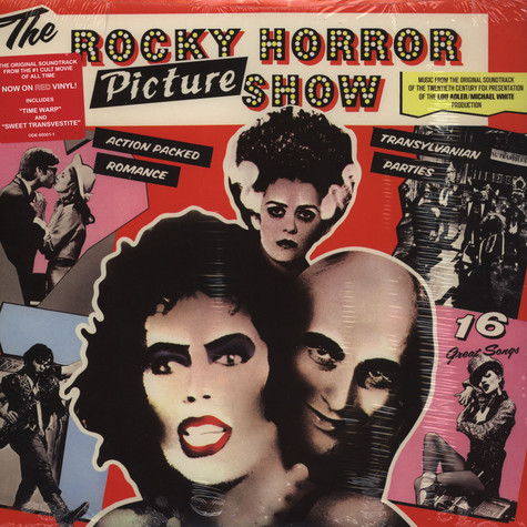 V.A. - OST Rocky Horror Picture Show