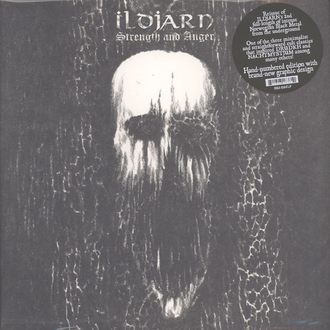 Ildjarn - Strength & Anger