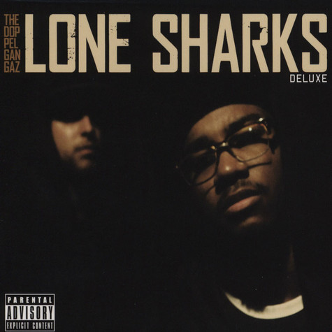Doppelgangaz, The - Lone Sharks Deluxe Edition