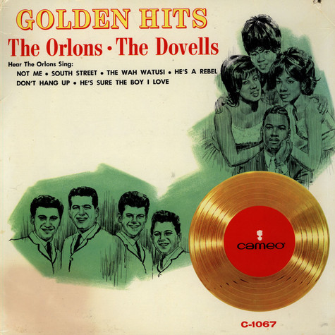 Orlons, The And Dovells, The - Golden Hits